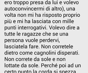 frasi, sad, and frasi italiane image