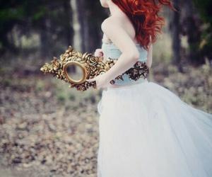 dress, girl, and photo image
