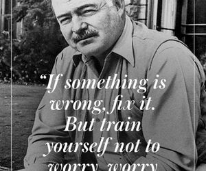 quotes and worry image