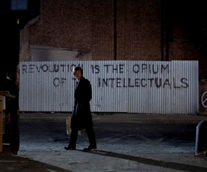 revolution and intellectual image
