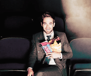 chris pine, actor, and cute image