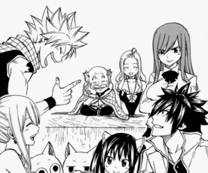 fairy tail, manga, and lucy heartfilia image