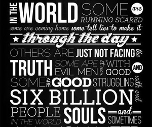 one tree hill, quote, and love image