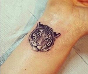 hurts, like, and small tattoo image