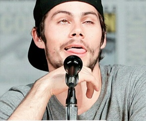 funny, Hot, and dylan obrien image