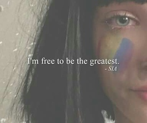 ️sia, quotes, and the greatest image
