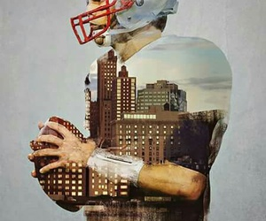 art, cool, and NFL image