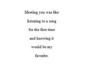 favorite, meeting, and song image