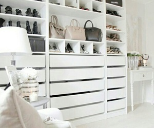 closet, decor, and home image
