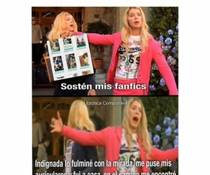 chicas, funny, and gracioso image