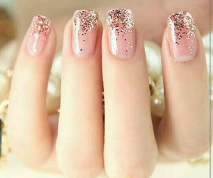 girls, pretty, and nails image