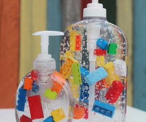 colourful, diy, and soap image