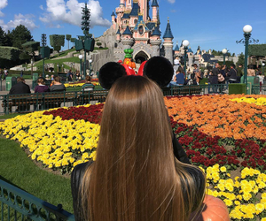 disney, travel, and beauty image