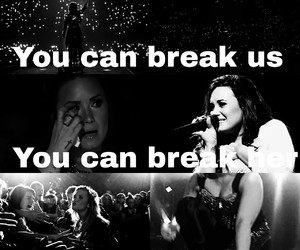 cry, fans, and lovatics image