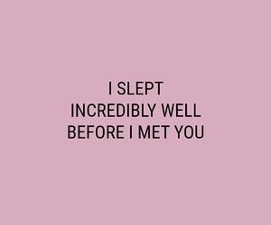 quotes, pink, and sleep image
