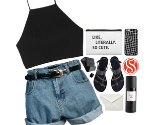 clothes, simple, and teen image