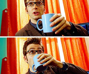 tenth doctor and doctor who image