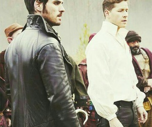 once upon a time, prince charming, and colin o'donoghue image