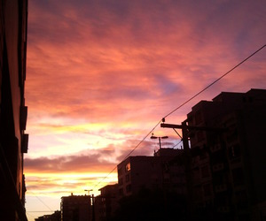 awesome, sky, and sweet image
