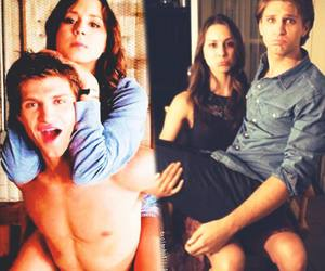 toby, spencer, and pretty little liars image