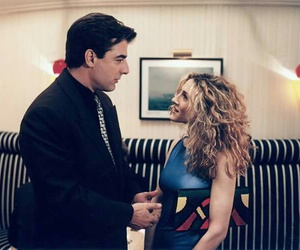 Carrie Bradshaw, fashion, and Mr Big image