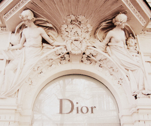 architecture, building, and dior image