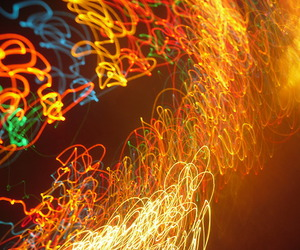 lights and squiggles image