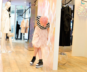 japanese fashion and pink image