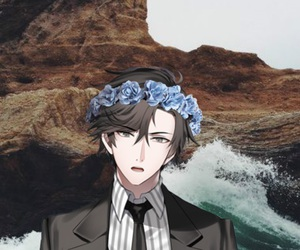 edit, flower crown, and wallpaper image