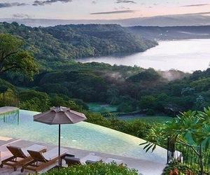 belleza, naturaleza, and piscina image
