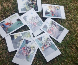 moments, nature, and polaroid image