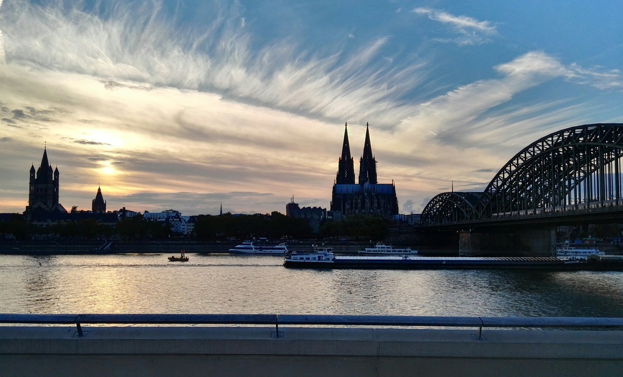 city, cologne, and mine image
