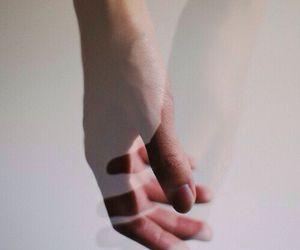 art, hands, and photo manipulation image