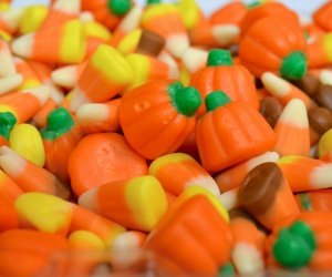 Halloween, candy, and candy corn image