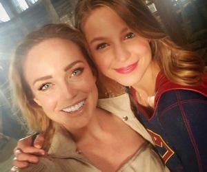 melissa benoist, Supergirl, and caity lotz image