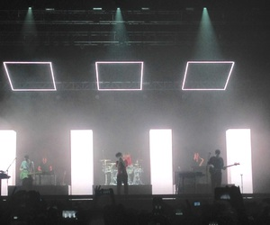 concert, the1975, and méxico image