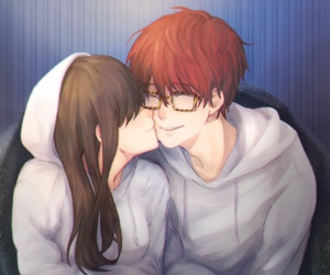 Mc, mystic messenger, and 707 image