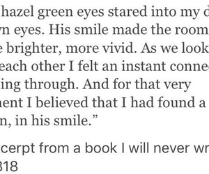 green eyes, hazel, and in love image