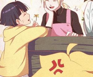 boruto, inojin, and anime image