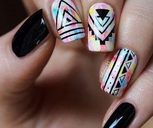 belleza, decoracion, and nails image