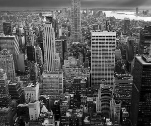 city, wallpaper, and new york image