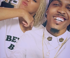 beyoncé and august alsina image