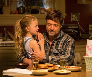 movie, Russel Crowe, and love image