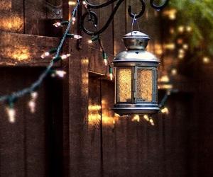 light, lantern, and christmas image