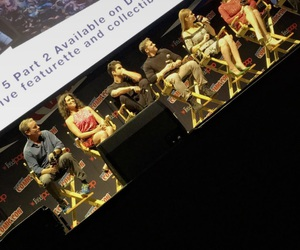 comic con, new york, and teen wolf image