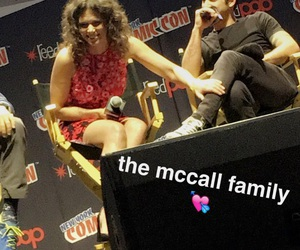 teen wolf, new york, and mccall family image