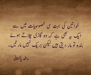 sarcasm, pakistani girls, and urdu image