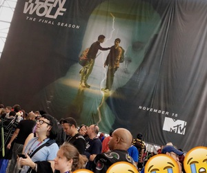 teen wolf and new york image