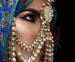 beautiful, photography, and make+up image