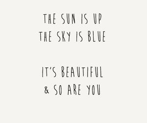 quotes, sun, and beautiful image